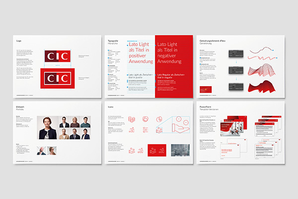 Bank CIC Brand Guidelines
